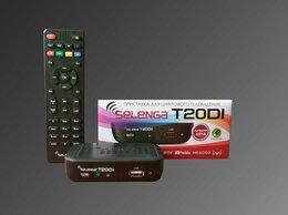 ТВ-приставки и медиаплееры - Приставка для цифрового телевидения, 0