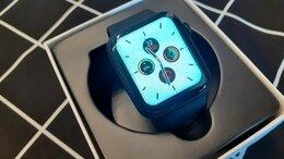 Умные часы и браслеты - Часы Apple Watch 6 44 мм, 0