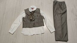 Комплекты и форма - Праздничный костюм на мальчика, р 110, 0