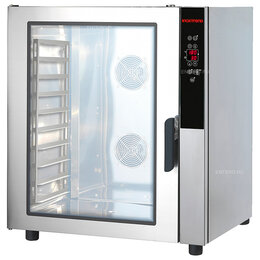 Жарочные и пекарские шкафы - Печь конвекционная Inoxtrend NB-SP-010E, 0