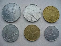 Монеты - Монеты Италии., 0