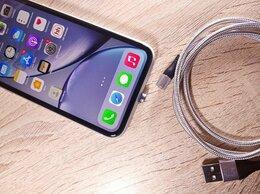 Зарядные устройства и адаптеры - Кабели для зарядки iPhone и Android (магнитные), 0