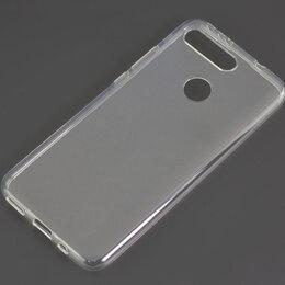 Чехлы - Huawei Honor View 20 прозрачный, 0