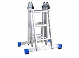 Лестницы и стремянки - Лестница-трансформер 4х3 стандарт (3,50м), 0