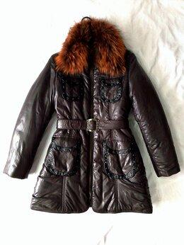 """Куртки - Стильная куртка!Цвет""""шоколад""""(осень/зима), 0"""
