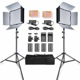 Осветительное оборудование - Светодиодное освещение Софтбокс Новый, 0