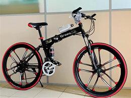 Велосипеды - Складной велосипед Green Bike LH, 0
