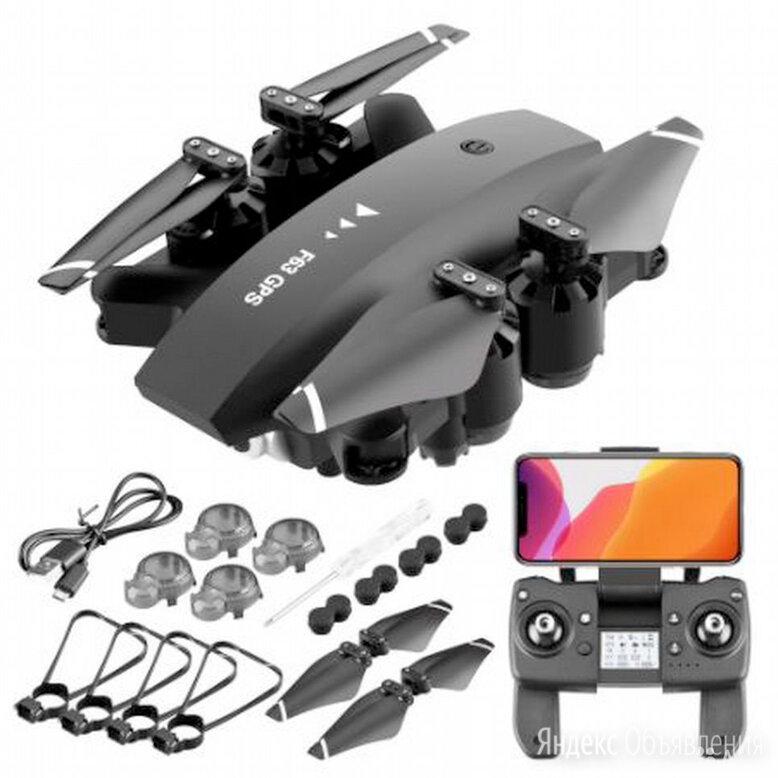 Квадрокоптер с камерой и GPS F63 по цене 6500₽ - Квадрокоптеры, фото 0