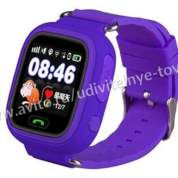 Умные часы и браслеты - Детские часы с GPS Smart Baby Watch q80 гарантия, 0