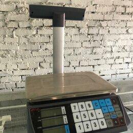 Весы - Весы торговые атол marta со стойкой, 0
