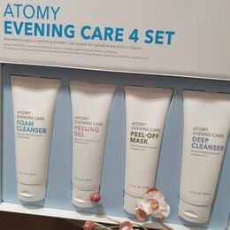 Очищение и снятие макияжа - Набор вечернего очищения лица «Evening Care» Атоми, 0
