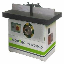 Фрезерные станки - Станок фрезерный WoodTec FS 120 K ECO, 0
