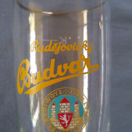 "Бокалы и стаканы - пивные стаканы ""Budvar Budejovicky"" 0,3 , 0"