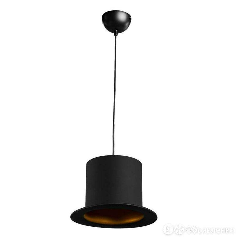 Подвесной светильник Arte Lamp Bijoux A3236SP-1BK по цене 2988₽ - Люстры и потолочные светильники, фото 0