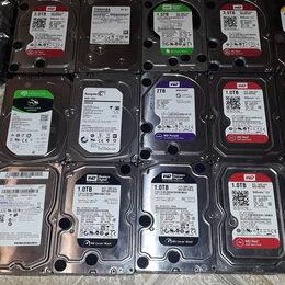 Внутренние жесткие диски - Жесткие диски 1 2 3 4 Тб 3.5 2.5, 0
