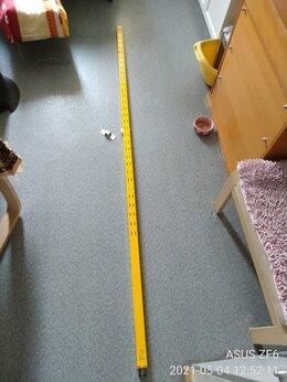 Уголки, кронштейны, держатели - IKEA Broder стойка вертикальная 215 см + 120 см, 0