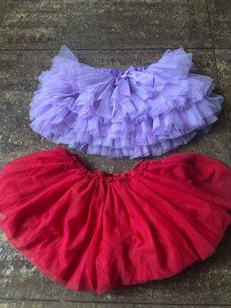 Юбки - Детские юбки шифоновые, 0
