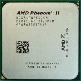 Процессоры (CPU) - процессор сокет Am3 AMD Phenom II X4 840-…, 0