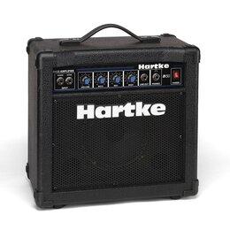 Гитарное усиление - HARTKE B-150 Комбоусилитель для бас-гитары, 6.5,…, 0