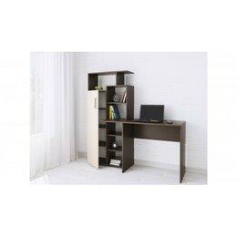 Компьютерные и письменные столы - Стол Квартет-7, 0