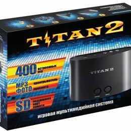 Ретро-консоли и электронные игры - Игровая приставка 8 bit + 16 bit Magistr Titan 2…, 0