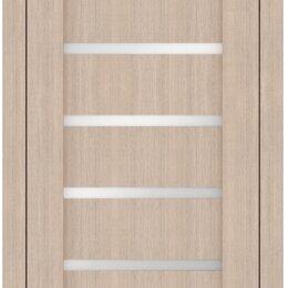 Межкомнатные двери - Межкомнатная дверь ДО 90.Модель 07 беленый дуб, 0