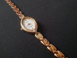 Наручные часы - Часы позолоченные Romanson, 0