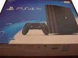 Игровые приставки - Игровая приставка PS4 PRO 1 Tb, 0