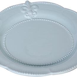 Блюда, салатники и соусники - Блюдо Tess Blue, 0