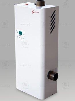 Отопительные котлы - Котел электрический 12 кВт с электрон управлением, 0