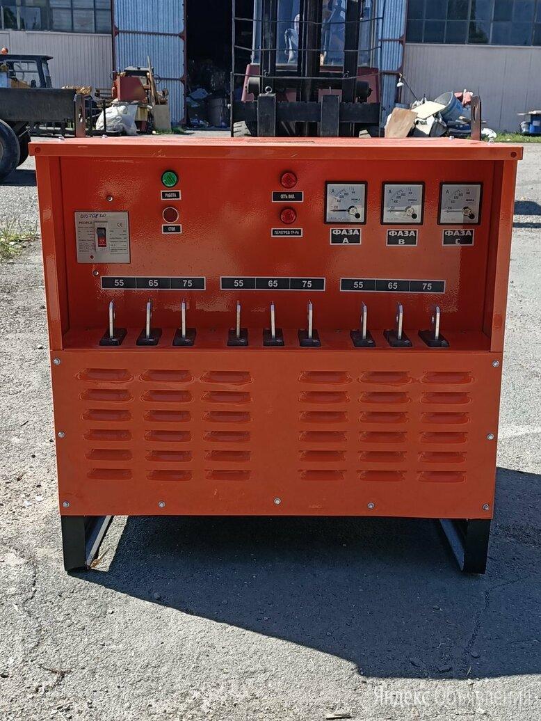 Трансформатор для прогрева тсдз - 80 по цене 80000₽ - Трансформаторы, фото 0