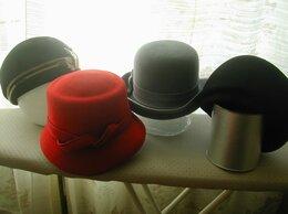 Головные уборы - женские шляпки, 0