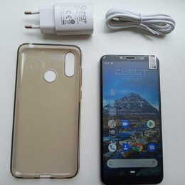 Мобильные телефоны - Смартфон Cubot X19, 4/64 Гб, 4000 мАч,FHD+, НОВЫЙ, 0
