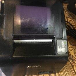 Принтеры чеков, этикеток, штрих-кодов - Принтер чеков FPrint-22, 0