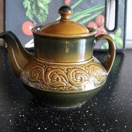 Посуда - Чайник керамический СССР, 0