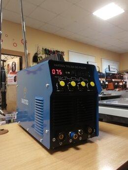 Сварочные аппараты - Аппарат аргонодуговой сварки Varteg TIG200DC Pulse, 0