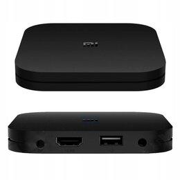 ТВ-приставки и медиаплееры - Медиаприставка XIAOMI Mi Box S, 0
