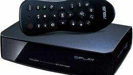 ТВ-приставки и медиаплееры - медиаплеер asus oplay hdp-r1, 0