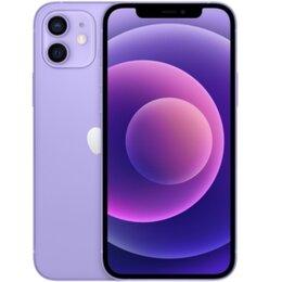 Мобильные телефоны - Смартфон Apple iPhone 12 128GB Purple новый, 0