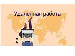 Консультант - Менеджер онлайн (подработка), 0