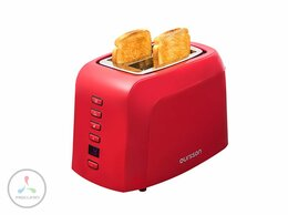 Тостеры - Тостер Oursson TO2145D/RD, красный, 0