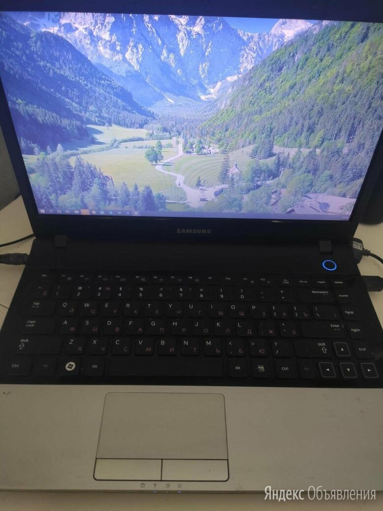 Ноутбук Samsung i3/250SSD/8gb по цене 10900₽ - Ноутбуки, фото 0
