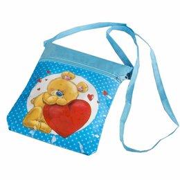 Рюкзаки, ранцы, сумки - Сумочка детская Мишутка, 0