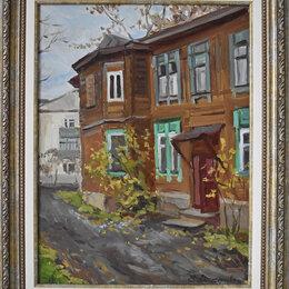 """Картины, постеры, гобелены, панно - Картина """"Пензенский дворик"""", 0"""