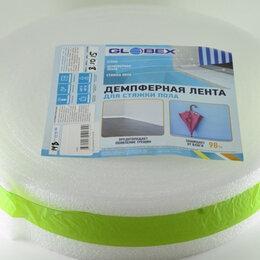 Изоляционные материалы - Демпферная лента 8мм*100мм*30м, 0