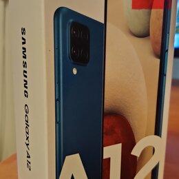 Мобильные телефоны - Samsung Galaxy A12 4/64Gb, 0