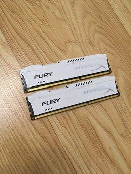 Модули памяти - Kingston HyperX Fury White 8 GB (1866 MHz), 0