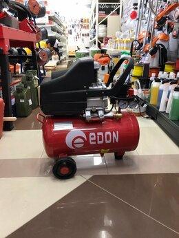 Воздушные компрессоры - Компрессор Edon OAC-25/1000, 0