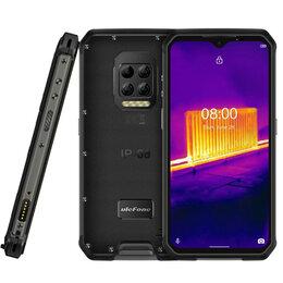 Мобильные телефоны - Защищённый UleFone с американским тепловизором Flir, Helio P90. Гарантия 1 год!, 0