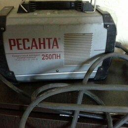 Сварочные аппараты - Сварочный инвертор Ресанта САИ 250 ПН, 0